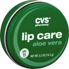 CVS Lip Care Aloe Vera