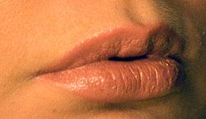 Finished nude lip