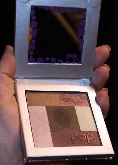 POP Beauty Plum Popper Palette