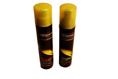 Review: TRESemmé FreshStart Dry Shampoo