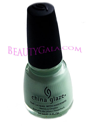 China Glaze Re-freshmint from Up & Away