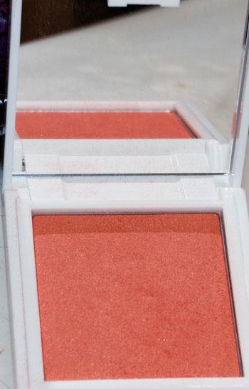 Korres Powder Blush in 44 - Orange
