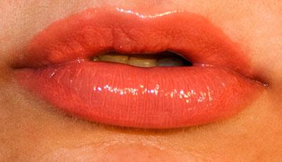 Revlon Super Lustrous Lipgloss: Coral Reef