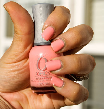 """Orly """"Cotton Candy"""""""