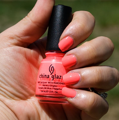 "China Glaze ""Flip Flop Fantasy"""