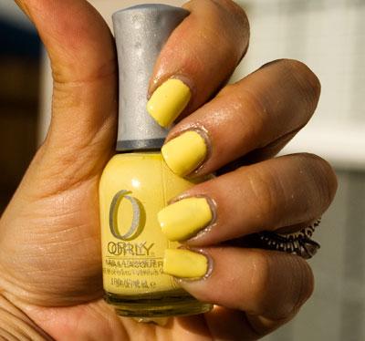 "Orly ""Lemonade"""