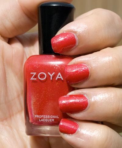 Zoya Sparkle Collection: Nidhi (outdoors, no flash)