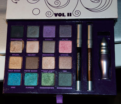 Urban Decay Book of Shadows Volume II