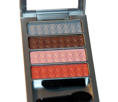Revlon ColorStay 24 Hour Eye Shadow Quad in Summer Suedes