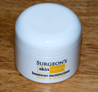 Surgeon's skin secret Beeswax Moisturizer