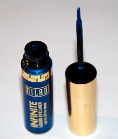 "Lookbook: Milani Infinite Liquid Eye Liner, ""Infinite"""