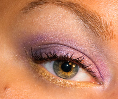 Tutorial: Haute Couture Eye Makeup, featuring Milani Cosmetics eye