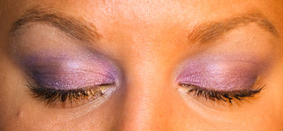 Tutorial: Haute Couture Eye Makeup, featuring Milani Cosmetics eyes1