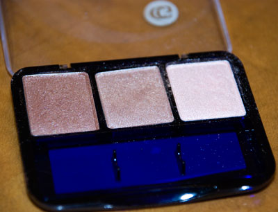 "Covergirl Eye Enhancers in ""Shimmering Sands"""
