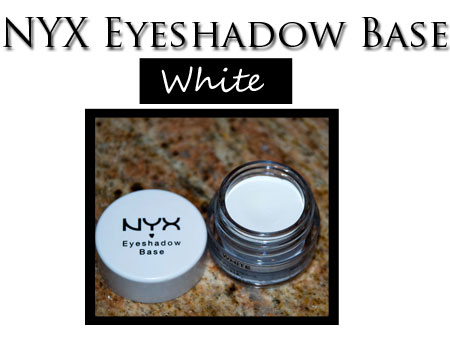 Lookbook: NYX Eyeshadow Base in White mainimage9 NYX
