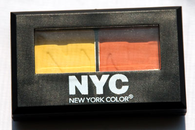 "NYC ""Upper Zest Side"" Eyeshadow"