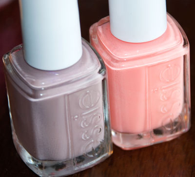 Lookbook: Essie Summer 2010 Collection colors Vixen Swatches nail polish Haute Essie coral Cocoa