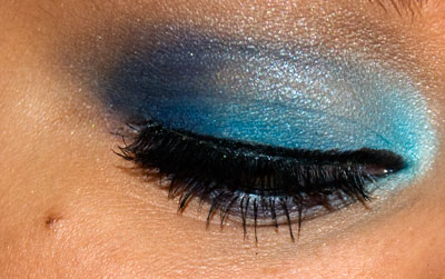 Tutorial: Royal Peacock Eyes eye