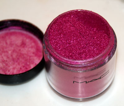 Beauty Encyclopedia Tutorial: How To Make Your Own Lip Gloss fuchsia3 MAC Cosmetics Beauty Encyclopedia