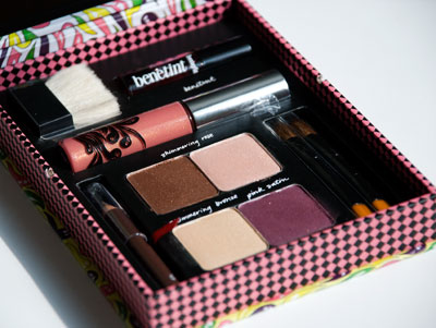 Lookbook: Benefit Sunday Funday Palette   The New Maggie Collection inside