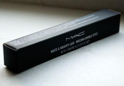 Lookbook: MAC Cosmetics Haute & Naughty Lash Mascara packaging3 MAC Cosmetics