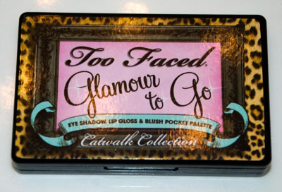 Too Faced Glamour To Go Catwalk Collection Palette
