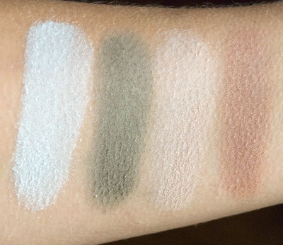 Second Row Swatches (without flash)
