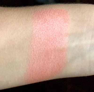 """""""Stereo Rose"""" Swatch (without flash)"""