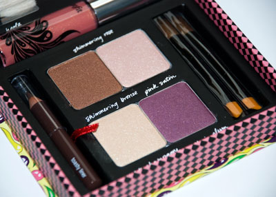 Lookbook: Benefit Sunday Funday Palette   The New Maggie Collection upclose6