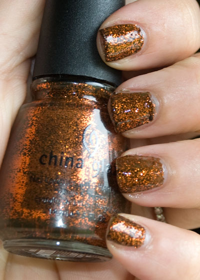 "Lookbook: China Glaze ""Awakening"" Collection, Halloween 2010 Swatches ickabody2 China Glaze"