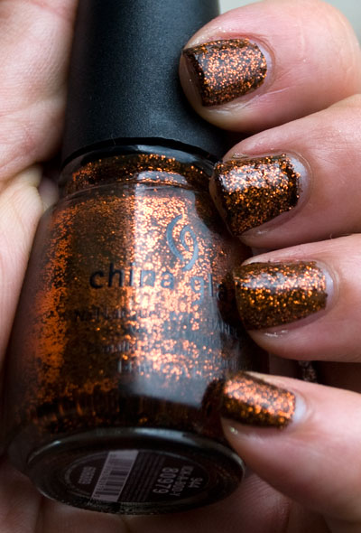 "Lookbook: China Glaze ""Awakening"" Collection, Halloween 2010 Swatches ickabody3 China Glaze"