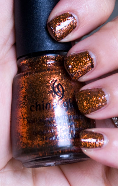 "Lookbook: China Glaze ""Awakening"" Collection, Halloween 2010 Swatches ickabody4 China Glaze"