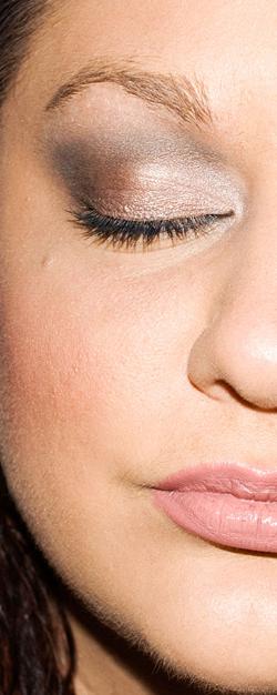 "MAC ""Stereo Rose"" on cheeks"