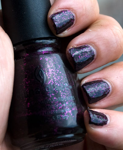 "Lookbook: China Glaze ""Awakening"" Collection, Halloween 2010 Swatches mummymayi2 China Glaze"