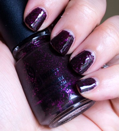 "Lookbook: China Glaze ""Awakening"" Collection, Halloween 2010 Swatches mummymayi3 China Glaze"