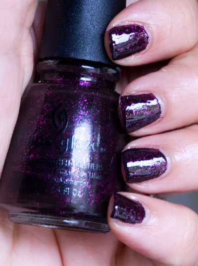 "Lookbook: China Glaze ""Awakening"" Collection, Halloween 2010 Swatches mummymayi4 China Glaze"