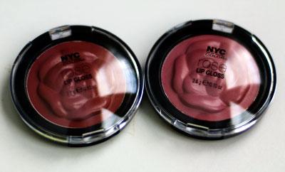Peony Kiss (left), Rose Kiss (right)