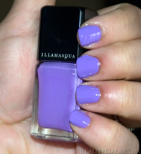"Lookbook: Illamasqua Nail Varnish, ""Jo'mina"" Swatches Jo5 REBECCA KAZIMIR"