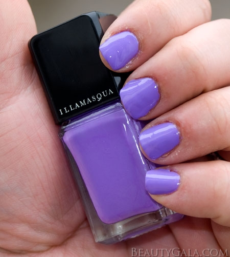 "Lookbook: Illamasqua Nail Varnish, ""Jo'mina"" Swatches Jo6 REBECCA KAZIMIR"