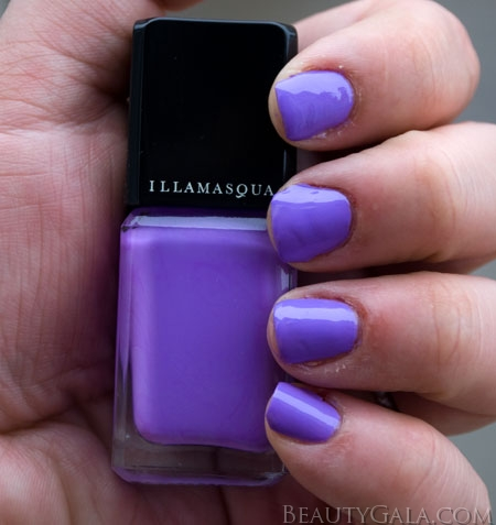 "Lookbook: Illamasqua Nail Varnish, ""Jo'mina"" Swatches Jo7 REBECCA KAZIMIR"