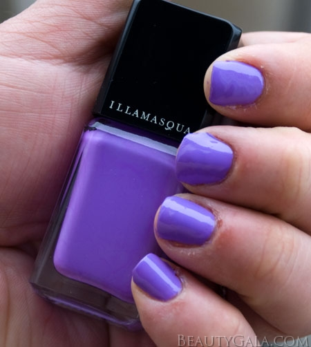 "Lookbook: Illamasqua Nail Varnish, ""Jo'mina"" Swatches Jo8 REBECCA KAZIMIR"