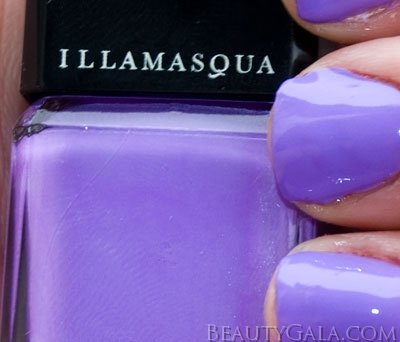 "Lookbook: Illamasqua Nail Varnish, ""Jo'mina"" Swatches Jo9 REBECCA KAZIMIR"
