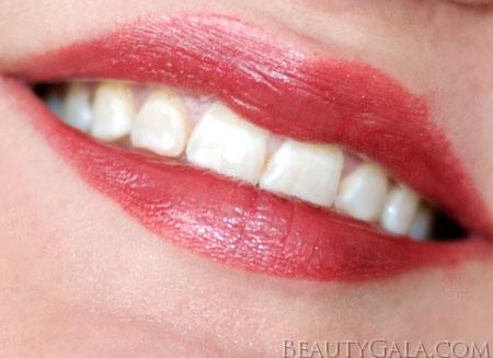 """Lookbook: Dior Rouge Dior Lipcolor, """"551 – Pink Cocotte,"""" Swatches Rose3 Lips Dior Categories"""