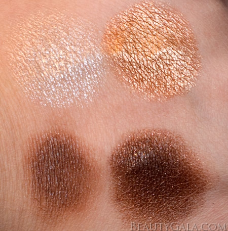 "Lookbook: Maybelline ExpertWear Quad, ""Chai Latte,"" Swatches Chai2 Maybelline Eyes Beauty Bargains"