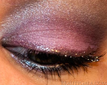 "Lookbook: Maybelline ExpertWear Eyeshadow Quad, ""Seashore Frosts"" Makeup Look Frosts4 Tutorials Maybelline Feature Columns Eyes Categories Beauty Bargains"