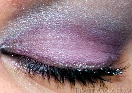 "Lookbook: Maybelline ExpertWear Eyeshadow Quad, ""Seashore Frosts"" Makeup Look Frosts7 Tutorials Maybelline Feature Columns Eyes Categories Beauty Bargains"
