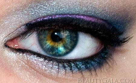 "Tutorial: Wet n Wild ""I'm Feeling Retro"" Palette Makeup Look Retro4 Wet & Wild Tutorials Feature Columns Eyes Categories Beauty Bargains"