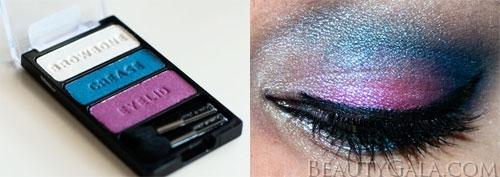 "Tutorial: Wet n Wild ""I'm Feeling Retro"" Palette Makeup Look Retro71 Wet & Wild Tutorials Feature Columns Eyes Categories Beauty Bargains"