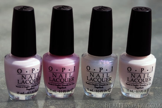 Spring 2011 Lookbook: OPI Femme de Cirque Collection Swatches femme Type Reviews OPI Nails Lookbook Categories Brands 