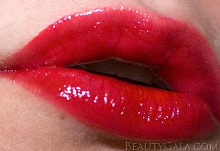 "Lookbook: Sleek Makeup Pout Polish SPF15, ""Scandal"" Photographs & Swatches pout3 Type Sleek Makeup Reviews Lookbook Lips Categories Brands"